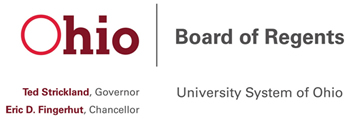 Ohio Board of Regents logo