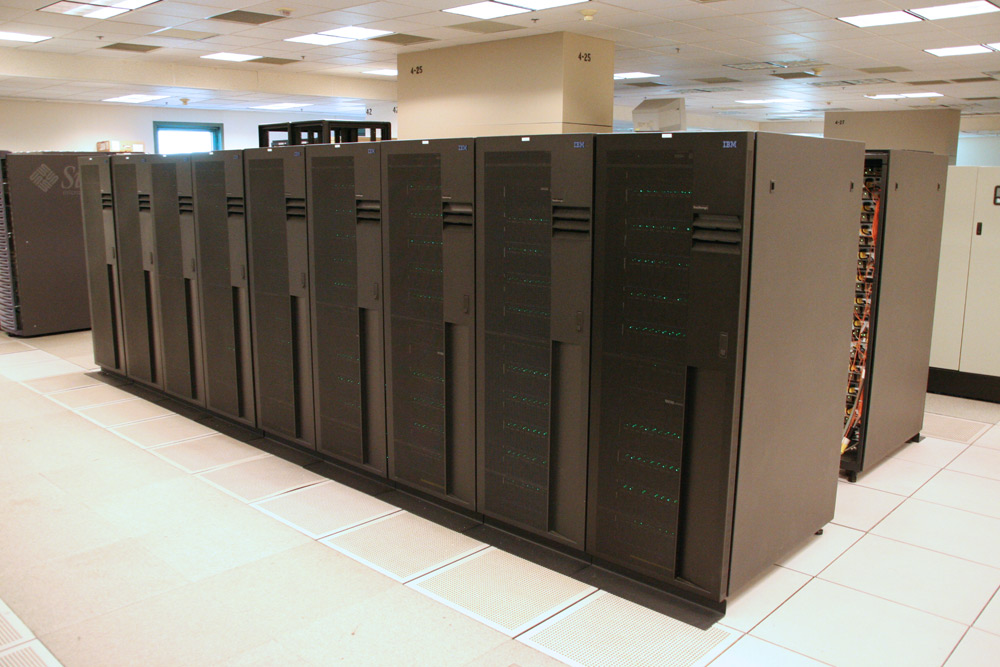 Photo: OSC Mass Storage System