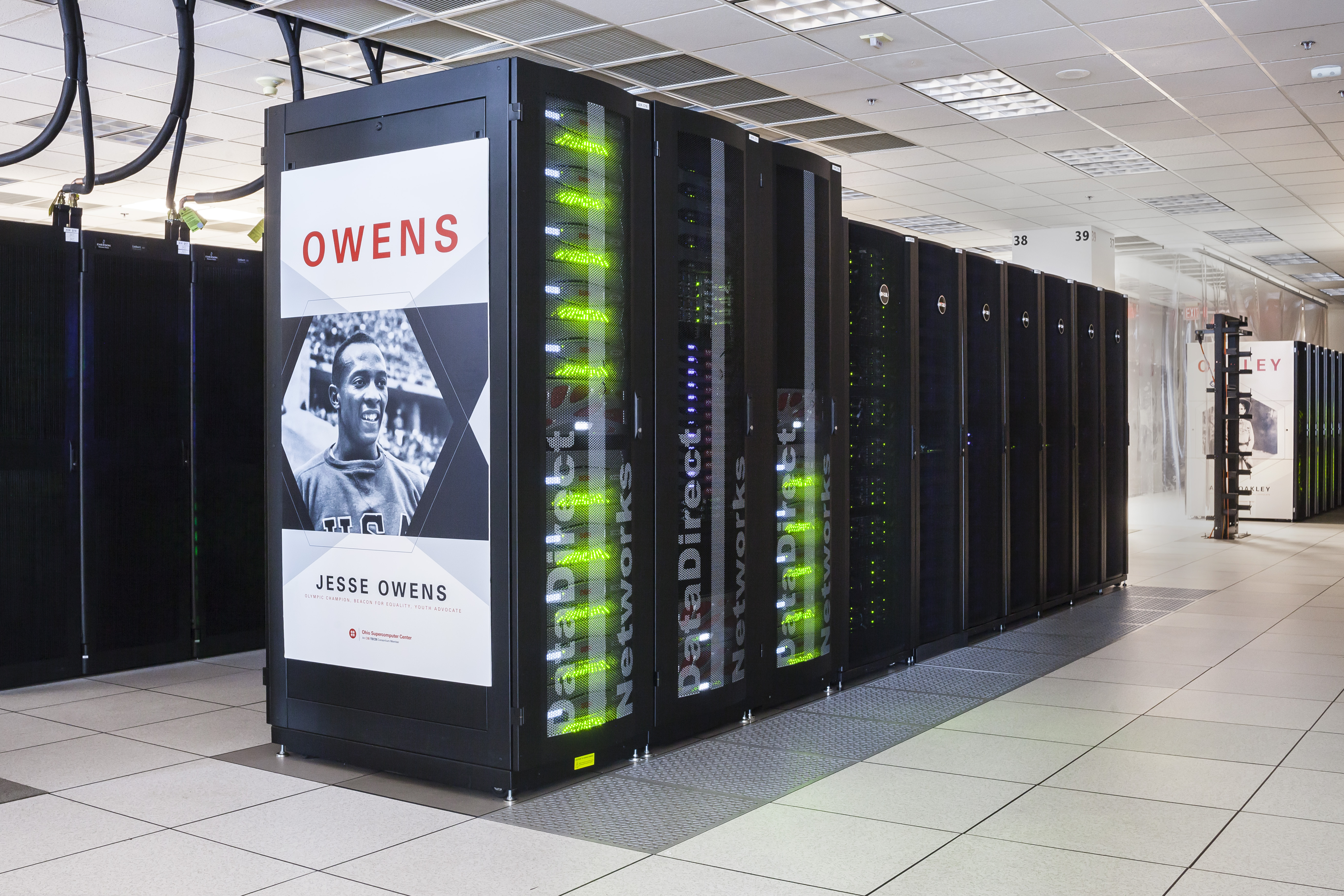 The Dell/Intel Owens Cluster at OSC