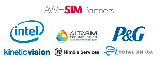 AweSim Partners Logos