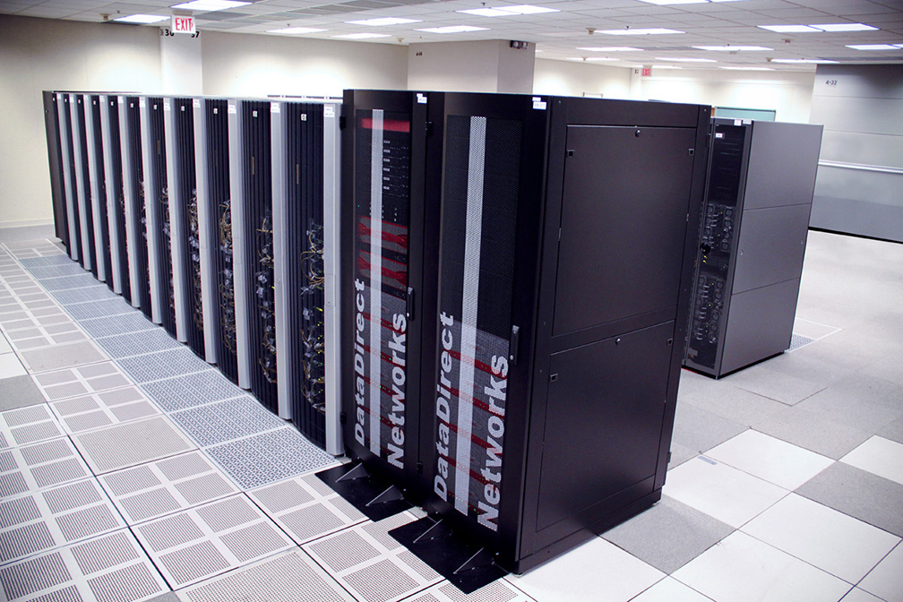 Oakley computing cluster