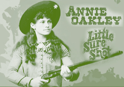Photo: Annie Oakley