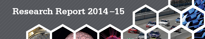 2015 Research Report banner