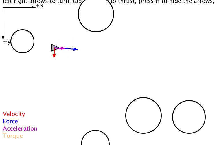 Physics Game