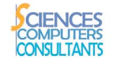 Sciences Computers Consultants logo